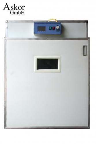 vollautomatischer brutautomat